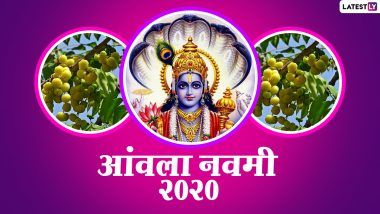 Amla Navami 2020: आंवला नवमी पर आंवले के वृक्ष की पूजा करने से प्राप्त होती है भगवान विष्णु और मां लक्ष्मी की कृपा, जानें विधि और महत्व