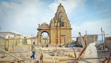 पाकिस्तान के उत्तर पश्चिमी में खोजा गया भगवान विष्णु का 1,300 साल पुराना मंदिर
