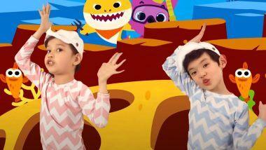 बच्चों के सॉन्ग 'Baby Shark' ने 'Despacito' को पीछे छोड़ बनाया नया रिकॉर्ड, 7 बिलियन से भी अधिक बार देखा गया यह YouTube Video