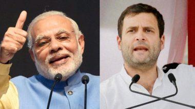 IANS C-Voter's Nation 2021 Survey: प्रधानमंत्री पद के लिए नरेंद्र मोदी सबसे पसंदीदा, कांग्रेस नेता राहुल गांधी पीएम पद की दौड़ में पीछे