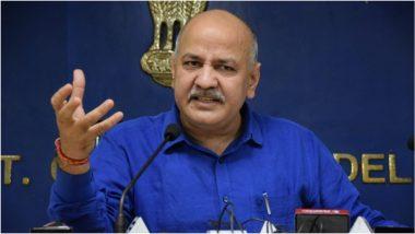 दिल्ली: डिप्टी CM मनीष सिसोदिया का आरोप- दिल्ली यूनिवर्सिटी के सात कॉलेजों में हुई गंभीर वित्तीय अनियमितता