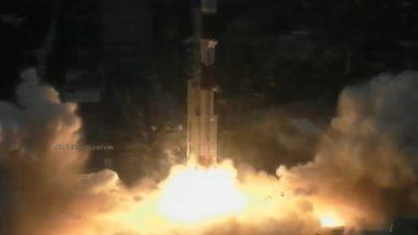 तकनीकी खराबी के कारण ISRO का GSLV-F10/EOS-03 मिशन पूरा नहीं हो सका