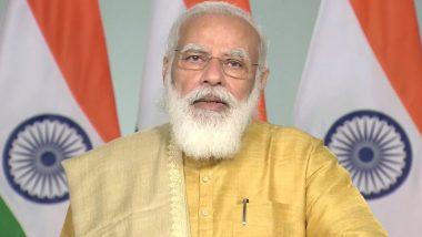 PM Modi ने विंध्याचल में साढ़े 5 हजार करोड़ की पेयजल परियोजनाओं का किया