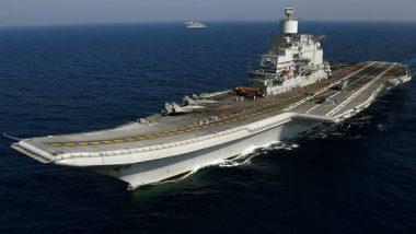 हिंद महासागर में निगरानी बढ़ाने को लेकर 21 देशों से मिलकर काम कर रही है भारतीय नौसेना