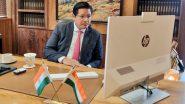 मुख्यमंत्री कॉनरॉड संगमा के नेतृत्व में मेघालय में लिखी जा रही विकास की नई गाथा