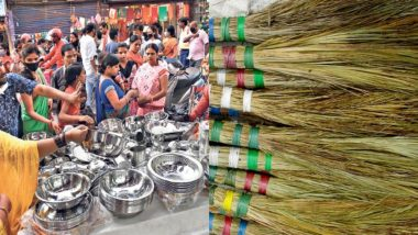 Dhanvantari 2020: Know why expensive metals like gold and silver are bought on Dhanteras, brassware and broom