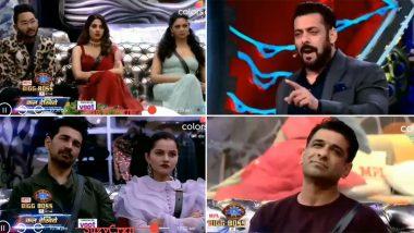 Bigg Boss 14 Weekend Ka Vaar: अभिनव शुक्ला पर भड़के सलमान खान, कहा- खुद सुरक्षित रहते हो और रुबीना दिलैक हमेशा होती हैं नोमिनेट
