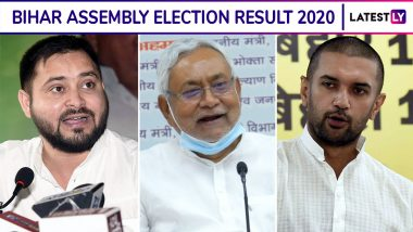 Bihar Assembly Election 2020 Results Live News Streaming: रिपब्लिक भारत पर नतीजे देखें लाइव
