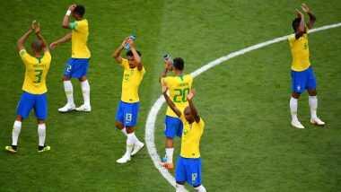 विश्व कप क्वालीफायर 2022: ब्राजील ने उरुग्वे को हराया