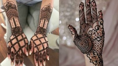 Chhath Puja 2020 Mehndi Designs Videos: Make the festival of Chhath Puja special with these beautiful designs of Mehndi (Watch Tutorial Videos)
