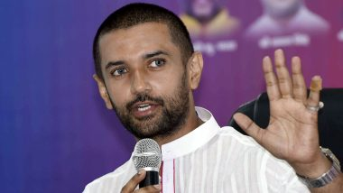 Paras reached Patna, challenged Chirag's argument on split in LJP