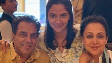 Hema Malini और Dharmendra एक बार फिर बने नानी-नाना, बेटी आहाना ने जुड़वां बेटियों को दिया जन्म