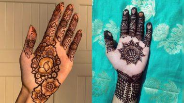 Dev Diwali 2020 Mehndi Designs: हाथों में मेहंदी रचाकर मनाएं देव दीपावली का पावन पर्व, देखें लेटेस्ट और खूबसूरत डिजाइन्स