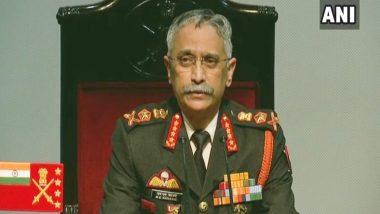 India-Nepal Dispute: नेपाल और भारत के बीच संबंधों को मजबूत करने के लिए तीन दिन की यात्रा पर सेना प्रमुख मनोज मुकुंद नरवणे पहुंचे काठमांडू