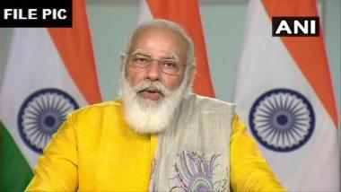 प्रधानमंत्री नरेंद्र मोदी ने भारत में कोरोना वैक्सीन की मौजूदा स्थिति और भविष्य की संभावनाओं को लेकर की बैठक
