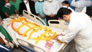 असम के पूर्व मुख्यमंत्री तरुण गोगोई को हजारों लोगों ने अर्पित की श्रद्धांजलि, लंबी बीमारी के कारण हुआ था निधन