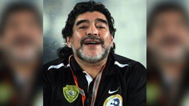 Diego Maradona Dies: डिएगो माराडोना के निधन पर अर्जेंटीना की राष्ट्रपति Cristina Kirchner के साथ भारतीय नेताओं में राहुल गांधी, शशि थरूर, समेत इन्होंने ने दी श्रद्धांजलि