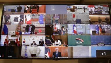 G20 Summit 2020: यूरोपीय संघ की G20 नेताओं से की अपील, कहा- ग्रीन डेवलपमेंट के लिए करें काम