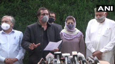 जम्मू-कश्मीर: गुपकर डिक्लेरेशन ने जिला विकास परिषद चुनावों के चौथे चरण के लिए सीटों की सूची की जारी