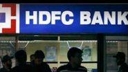 HDFC Bank के तीन कर्मचारियों समेत 12 गिरफ्तार, NRI ग्राहक के खाते से अवैध रूप से निकाल रहे थे पैसा
