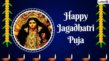 Jagadhatri Puja 2020: Jagadhatri Puja today, why this festival is celebrated on Akshay Navami, know its importance