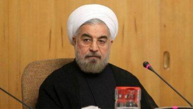 परमाणु वैज्ञानिक मोहसिन फखरीजादेह की हत्या के लिए ईरान के राष्ट्रपति हसन रूहानी ने इजराइल पर लगाया आरोप