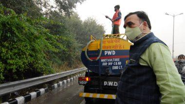 Delhi Pollution: प्रदुषण को लेकर सख्त दिल्ली सरकार, गोपाल राय बोले-पटाखे जलाने पर लगे प्रतिबंध का उल्लंघन करने पर एयर एक्ट के तहत एफआईआर होगी दर्ज