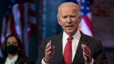 Israel: US President Joe Biden congratulated Israel's new PM Naftali Bennett over the phone