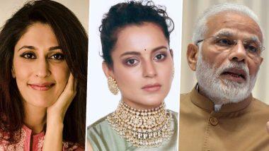Kangana Ranaut Tweets to PMO: वाजिद खान की पत्नी के समर्थन में उतरीं कंगना रनौत, पीएम कार्यालय को धर्म परिवर्तन के मुद्दे पर किया ट्वीट