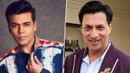 फिल्म टाइटल चोरी के आरोप पर करण जौहर ने दिया मधुर भंडारकर का जवाब