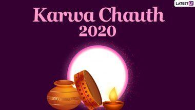 Karwa Chauth 2020: चंद्रमा को देखने में असमर्थ? रात में चांद का दीदार न होने पर इस विधि से पूर्ण करें करवा चौथ का व्रत, देखें चंद्रोदय का समय