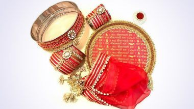 Karwa Chauth 2020 Puja Samagri List: करवा चौथ व्रत की थाली में आवश्यक हैं ये चीजें, देखें पूजा सामग्रियों की पूरी लिस्ट