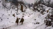 Jammu-Kashmir: अनंतनाग में बर्फ में फंसने से 2 की मौत, 2 अस्पताल में भर्ती