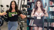 XXX Star Kendra Lust Hot Photos: हॉट पोर्नस्टार केंड्रा लस्ट की बोल्ड फोटोज ने मचाई सनसनी, Adult Images से बच्चे रहें दूर