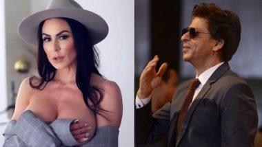 Kendra Lust Wishes Shah Rukh Khan: अमेरिकी XXX पोर्नस्टार केंड्रा लस्ट ने शाहरुख खान के जन्मदिन पर ये ट्वीट कर दी बधाई!