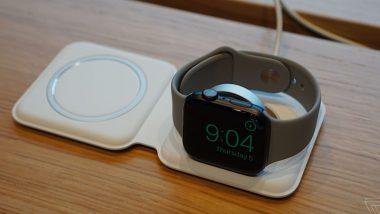 Apple's MagSafe Duo Charger Price in India: एप्पल के मैगसेफ डुओ चार्जर की भारत में कीमत होगी 13,900 रुपये, साथ में मिलेगा USB-C लाइटनिंग केबल