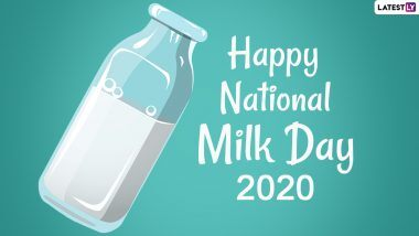 National Milk Day 2020 Images & HD Wallpapers: Celebrate Varghese Kurien's birth anniversary through WhatsApp Messages, Photos, GIF Greetings of National Milk Day