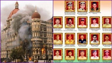 26/11 Mumbai Attack: मुंबई आतंकी हमले के 12 साल! सोशल मीडिया पर यूजर्स ने शहीदों और अपनी जान गंवाने वाले निर्दोष लोगों को दी श्रद्धांजलि