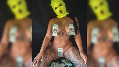 XXX Pornstar Renee Gracie Hot Photo: पोर्नस्टार रेनी ग्रेसी ने ऑस्ट्रेलियाई डॉलर्स से ढके अपने प्राइवेट पार्ट्स, न्यूड फोटोजसे मचा हडकंप!