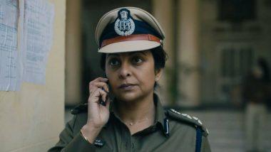 International Emmys 2020: 'दिल्ली क्राइम' ने जीता बेस्ट ड्रामा सीरीज का ख़िताब, खुशी से फूली नहीं समा रहीं हैं शेफाली शाह