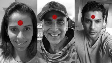 Laxmii: अक्षय कुमार के बाद साइना नेहवाल से लेकर सिद्धार्थ शुक्ला तक, इन सेलिब्रिटीज ने लगाई समानता की बिंदी