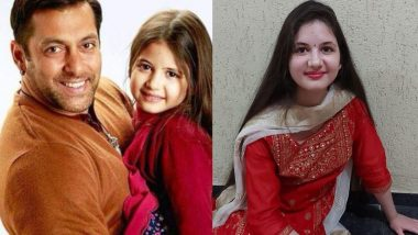 बजरंगी भाईजान की मुन्नी यानी Harshaali Malhotra हो गई हैं बड़ी, जन्मदिन पर वीडियो किया शेयर