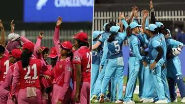 Women's T20 Challenge 2020: राधा यादव की घातक गेंदबाजी, ट्रेलब्लेजर्स ने सुपरनोवाज को दिया 119 रन का लक्ष्य