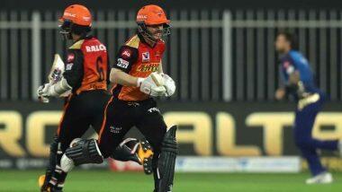 SRH vs MI IPL Match 2020: सनराइजर्स हैदराबाद ने  मुंबई इंडियंस को 10 विकेट से मात देकर प्लेऑफ में पहुंचा