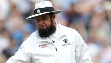 पाकिस्तान के Aleem Dar ने रचा इतिहास- ODI में सबसे ज्यादा मैचों में अंपायरिंग करने वाले बने अंपायर