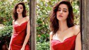 Ananya Panday अब हार्डकोर एक्शन सीन्स में दिखा रही हैं दिलचस्पी, कही ये बात!