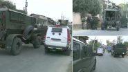श्रीनगर के बाहरी इलाके HMT में आतंकवादियों का हमला, सर्च ऑपरेशन जारी