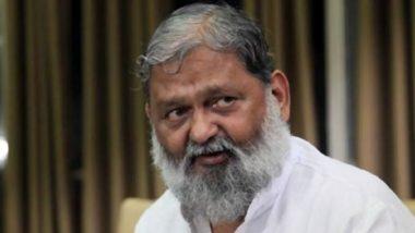 Anil Vij Health Update: कोरोना संक्रमित हरियाणा के गृह मंत्री अनिल विज की हालत में सुधार, मेदांता हॉस्पिटल ने जारी किया हेल्थ बुलेटिन