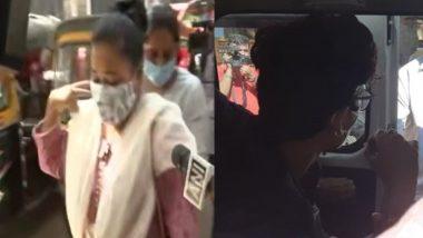 Bharti Singh and Harsh Limbachiya Arrive at NCB Office: भारती सिंह और उनके पति हर्ष लिंबचिया पहुंचे एनसीबी के दफ्तर, ड्रग्स मामले में होगी पूछताछ
