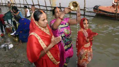 Bihar: मुस्लिम युवक ने अपने घर के आंगन में छठव्रतियों के लिए बनवाया जलकुंड